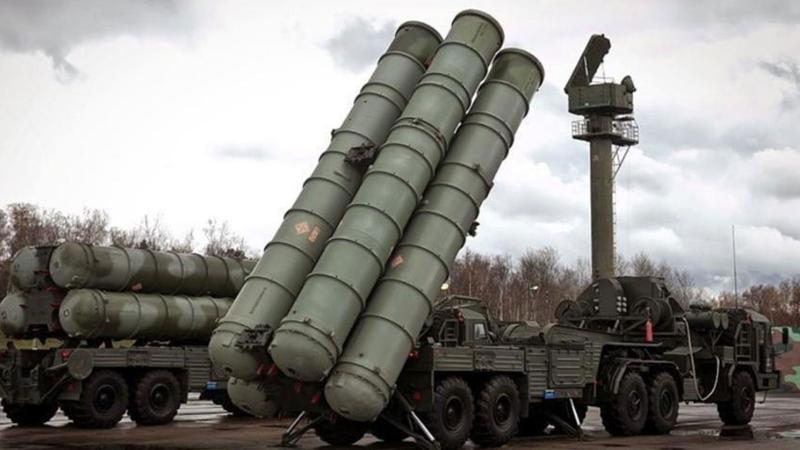 Rusya'dan alınan S-400'ler Türkiye'ye geldi!