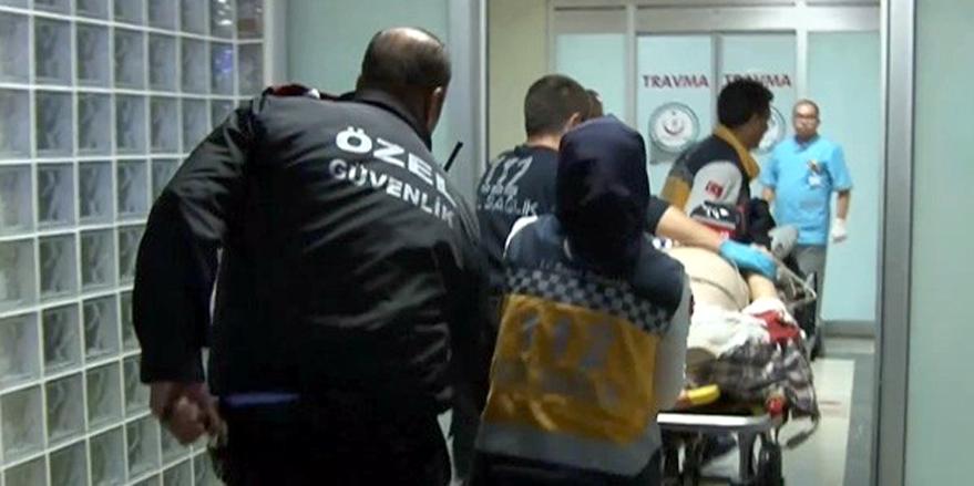 Konya'da bıçaklı kavga:1 ölü