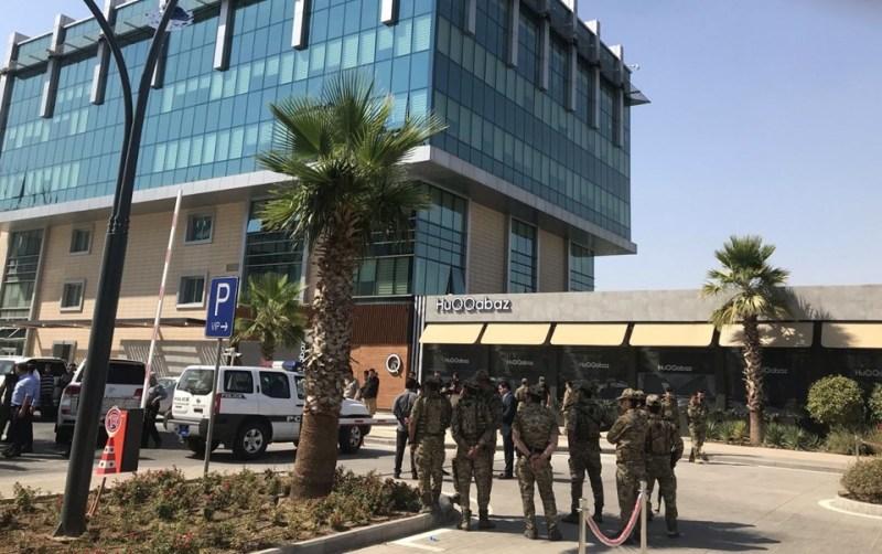 Irak'ın Erbil kentinde Türk diplomatlara saldırı: 1 şehit