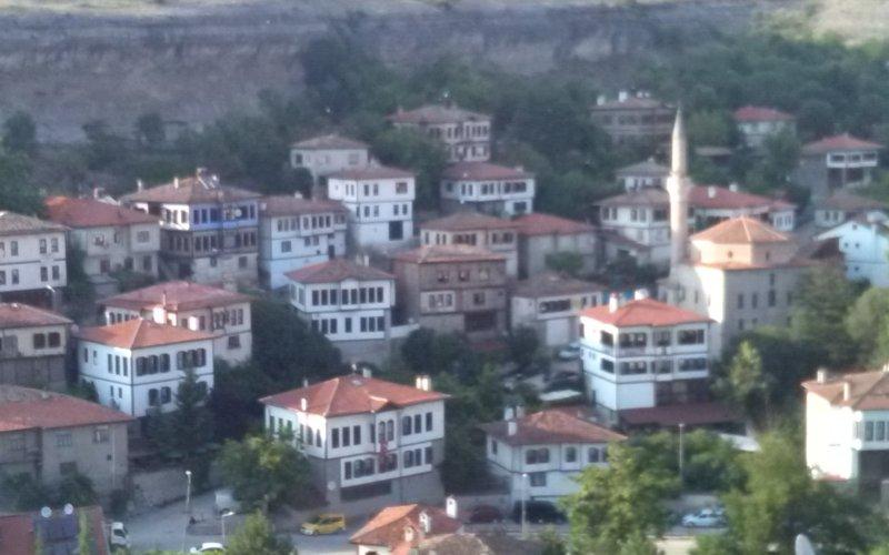 Safranbolu evleri  görülmeye değer