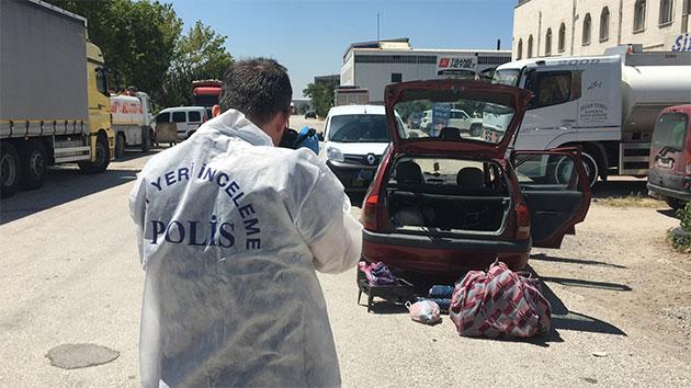 Akşehir'de silahlı kavga: 1 yaralı