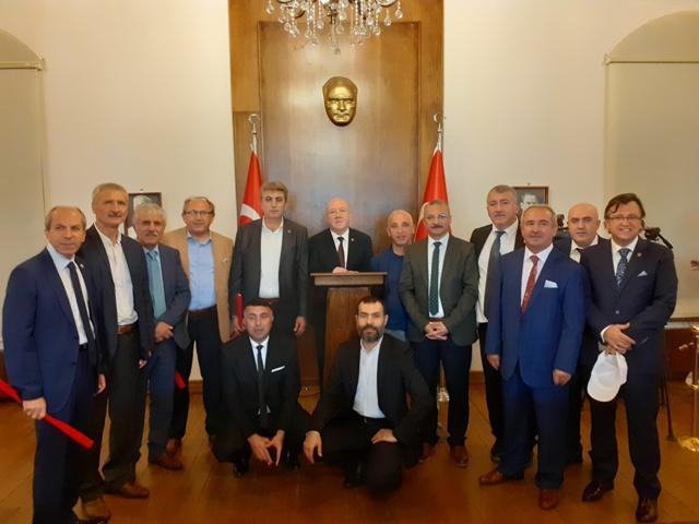 Sorunların çözümü için Erzurum'dan çağrı