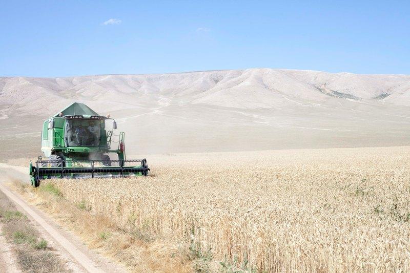 'Hüseyinbey'le çiftçi kalkındıracak