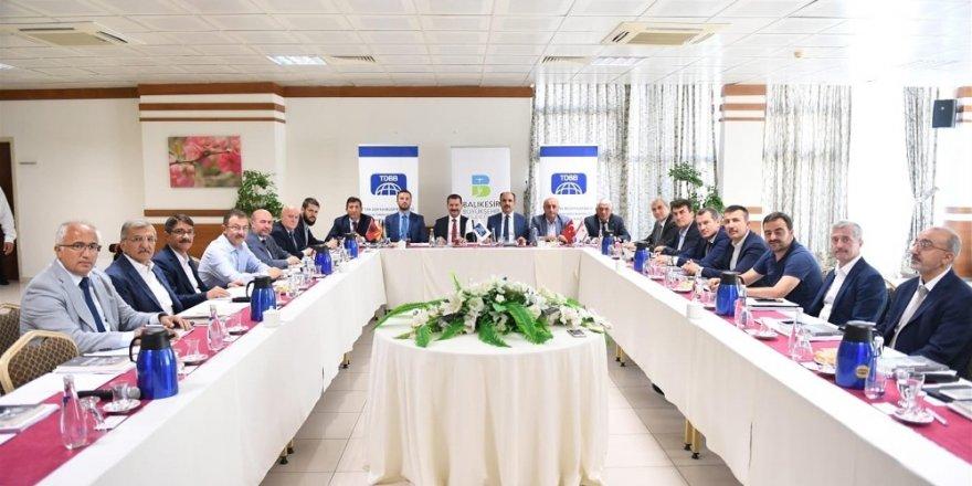 """Başkan Altay: """"Belediyelerimiz arasında işbirliğini geliştirmeyi hedefliyoruz"""""""