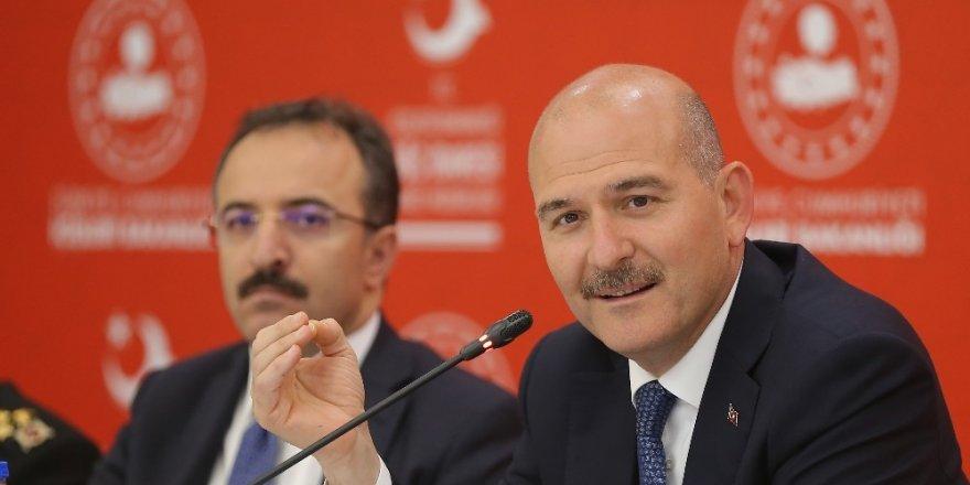 """İçişleri Bakanı Soylu: """"Göçün ana sebebi terör ve şiddet"""""""