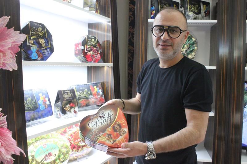 Konya'dan dünyaya çikolata satıyor