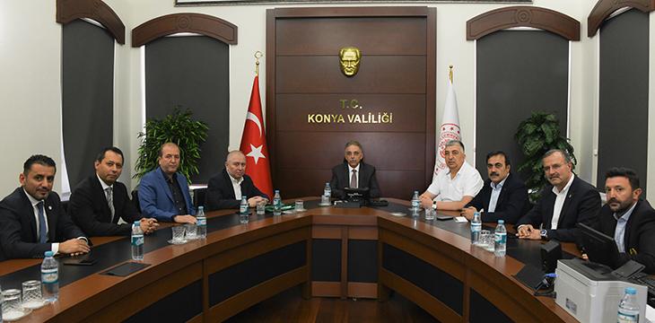 Konyaspor'a 15 bin forma desteği