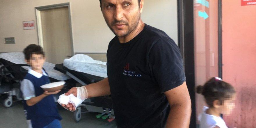Kurban keserken yaralananlar hastanelere koştu