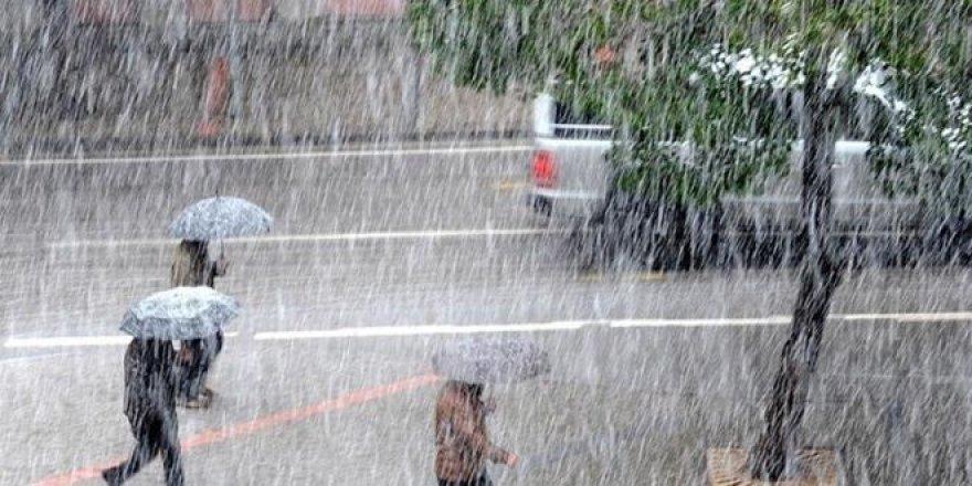 Kuvvetli yağış geliyor!