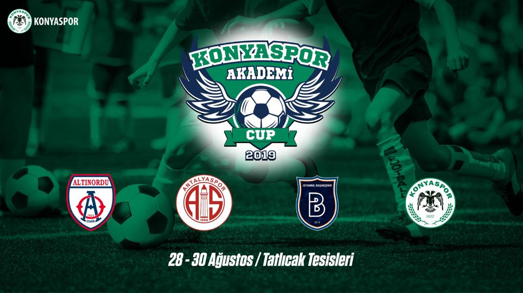"""Akademi Cup"" 28-30 Ağustos'ta  oynanacak"