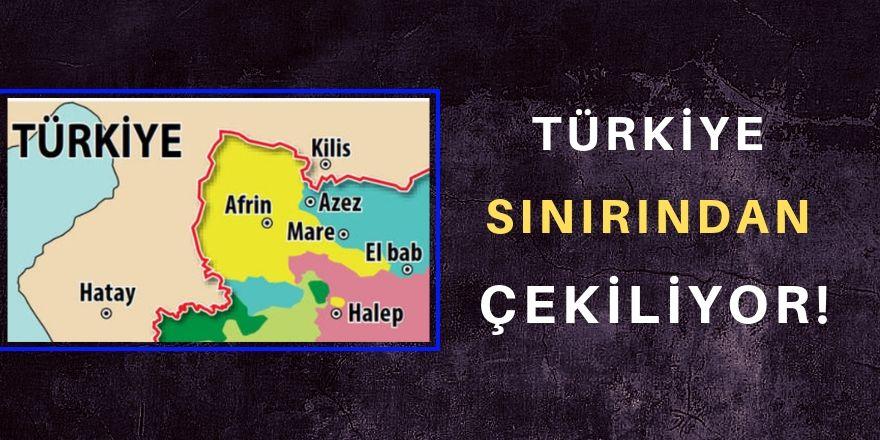 YPG/PKK, Türkiye sınırından çekiliyor mu?