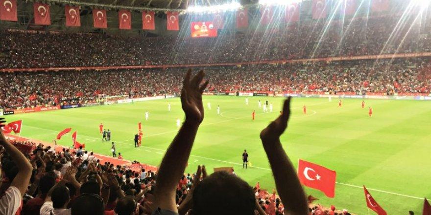 Konyaspor'dan  milli takım için  dikkat çeken paylaşım