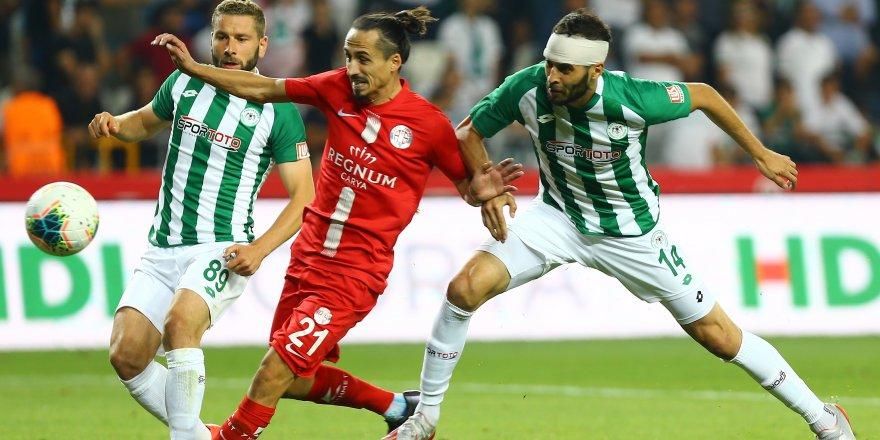 Konyaspor için  zorlu 180 dakika