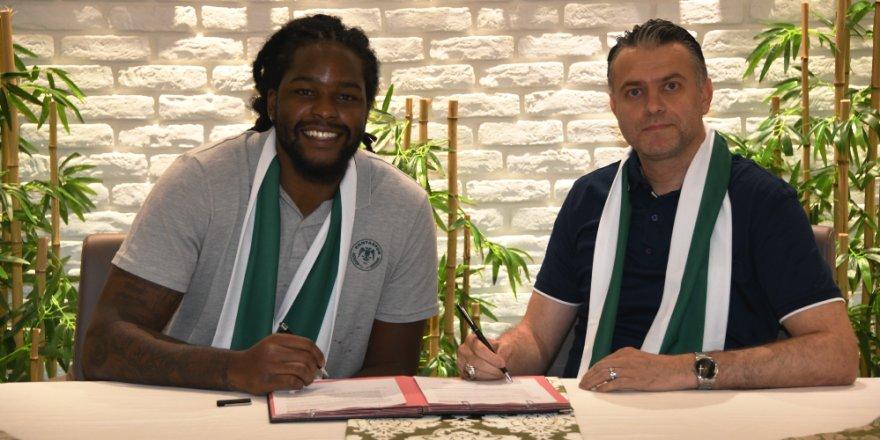 Konyaspor Basketbol 3 oyuncusuna imza attırdı
