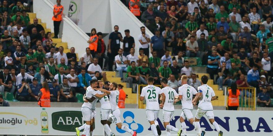 """Konyaspor başarıya """"Koşuyor"""""""