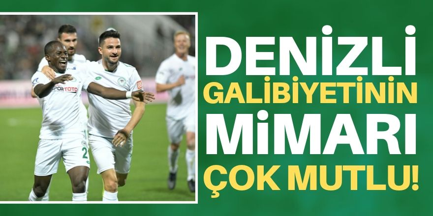 Farouk Miya  çok mutlu
