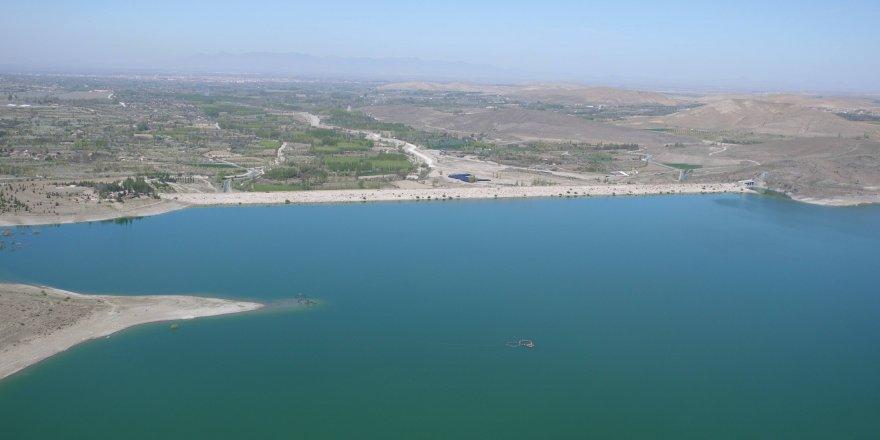400 bin dekar arazi  modern sulamaya kavuşacak