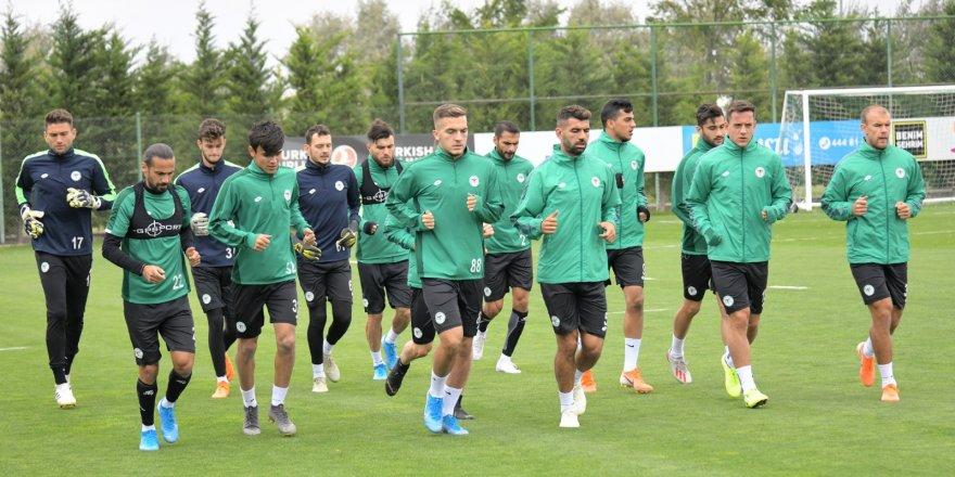 İttifak Holding Konyaspor izinli