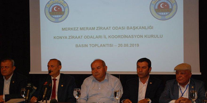 Ziraat Odaları'ndan Barış Pınarı'na tam destek