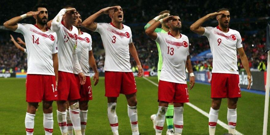 Fransa: 1 - Türkiye: 1 (Maç sonucu)
