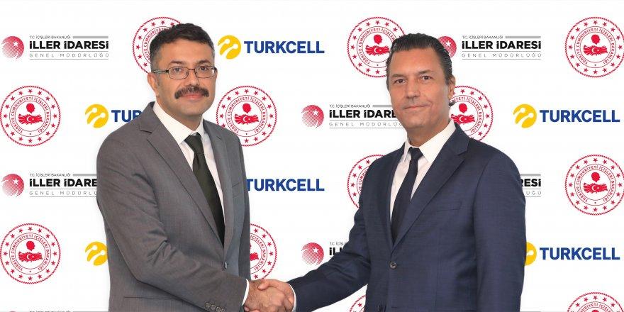Teknolojik altyapı  Turkcell'e emanet