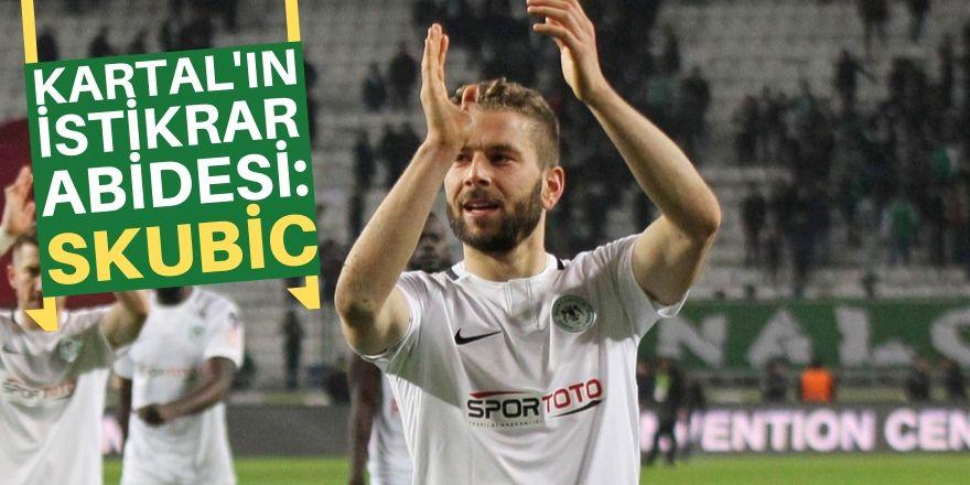"""Skubic, """"Konyaspor hayatımı değiştirdi"""""""
