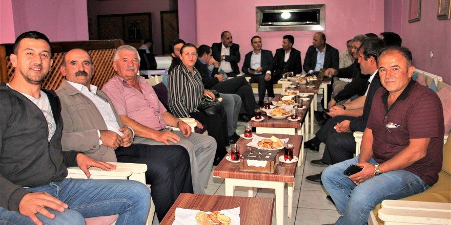 Seydişehir'de Muhtarlar Derneği kuruldu