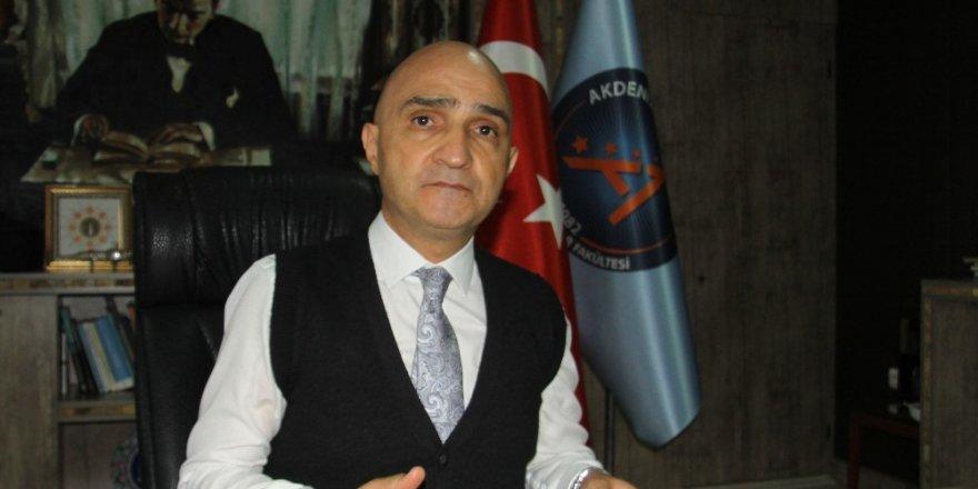"""""""PKK ve YPG kültürel teröristler. Tarihi höyük ve arkeolojik alanları mevzi olarak kullanıyorlar"""""""