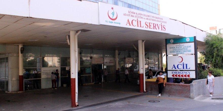 Asistan doktora jiletli saldırı