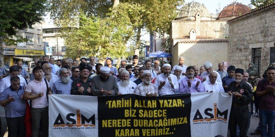 ASİM'den Barış Pınarı Hariekatı'na dualı destek