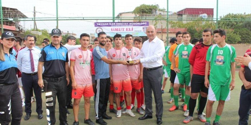 Altı Ocak Mesleki ve Teknik Anadolu Lisesi şampiyon