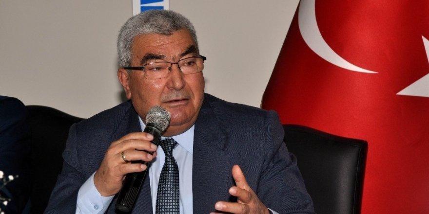 Başkan Saraç'tan 'Barış Pınarı Harekatı'na destek