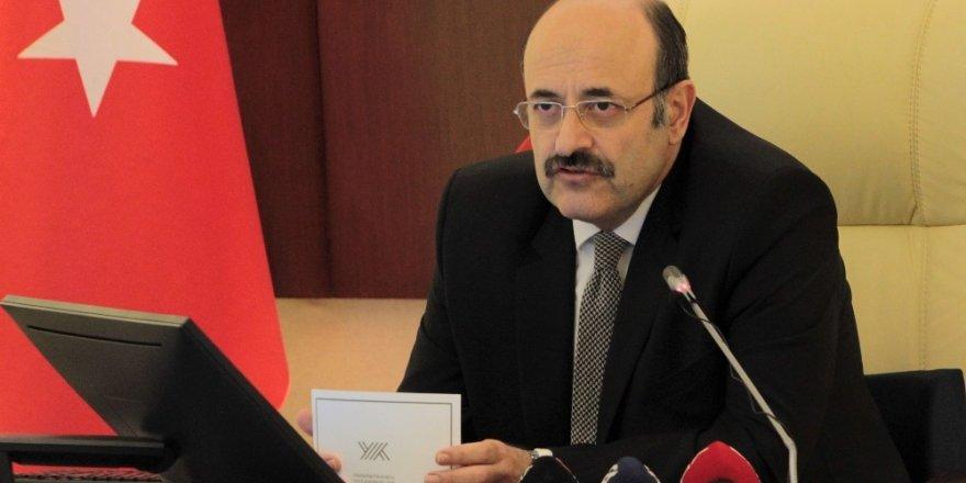 YÖK Başkanı Saraç araştırma üniversitelerinin performanslarını ilk kez açıkladı