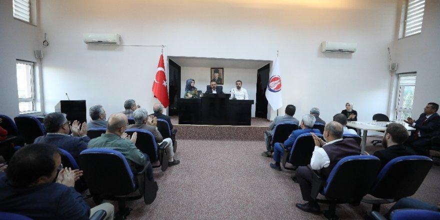 Sincan Belediye Meclisi, ortak bir bildiri ile Barış Pınarı Harekâtı'na destek verdi