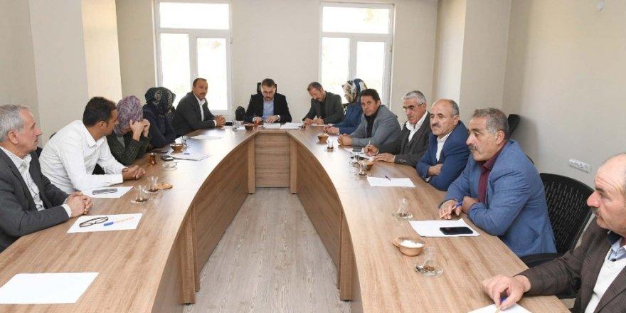 Çatak Belediye Meclisinden 'Barış Pınarı Harekatı'na destek