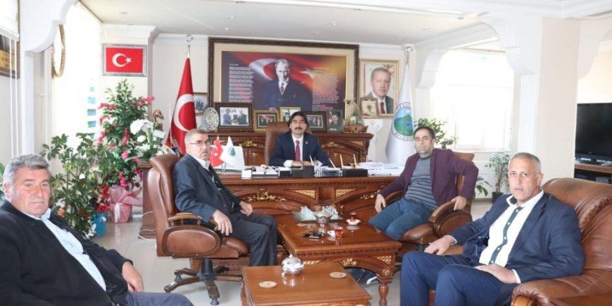 Taşlıçay Belediyesi'nden Barış Pınarı Harekatına destek