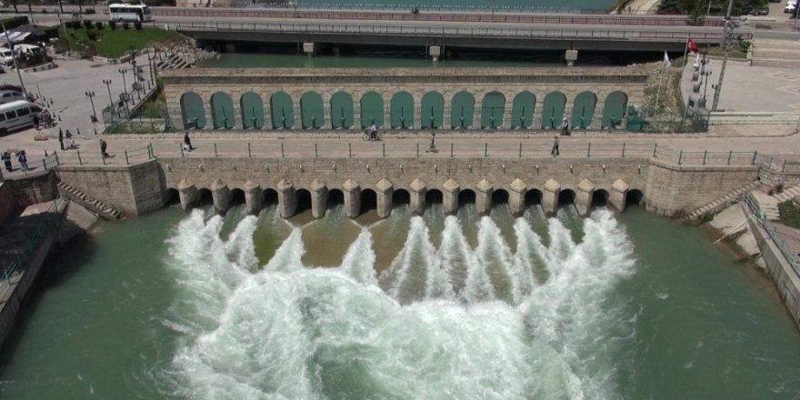 Beyşehir Gölü'ne 1 milyar 325 milyon metreküp su takviyesi