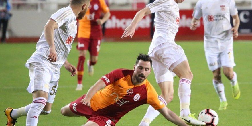 Sivasspor'un 3 büyüklere karşı karnesi
