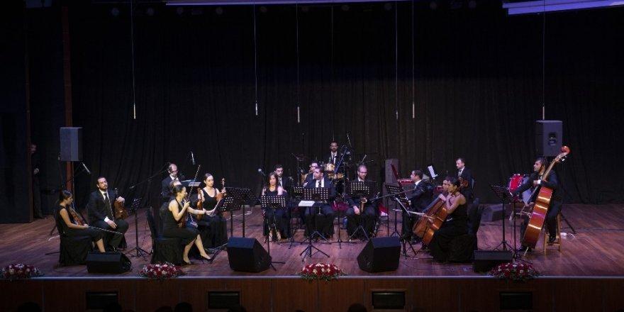 Büyükşehir Güz Konserinde İlmiye Valsi