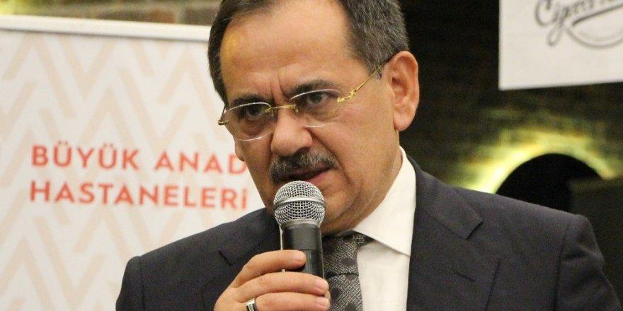 Mustafa Demir'den 'biyokütle enerji santrali' açıklaması