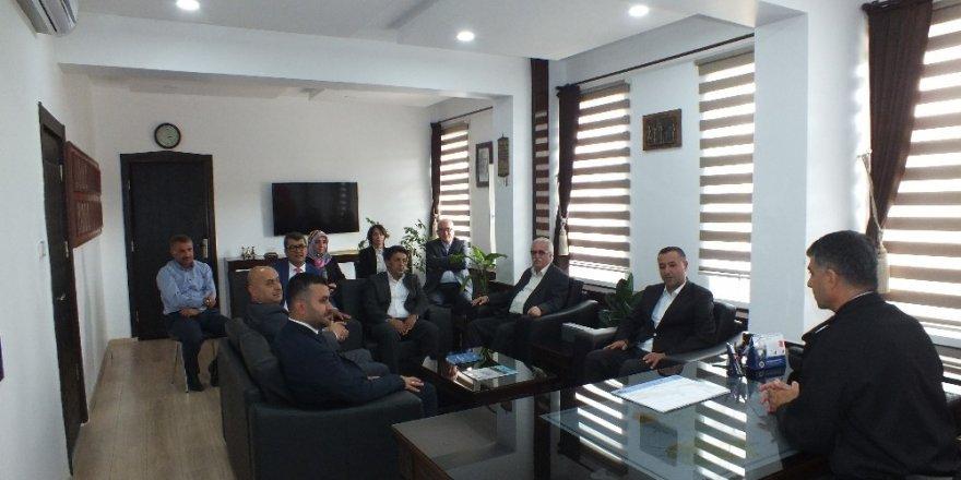 Karaman MHP'den Mehmetçiğe tam destek