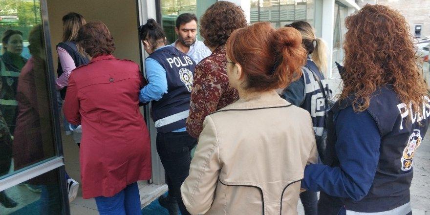 Samsun'da FETÖ'den adliyeye sevk edilen 7 kişi serbest bırakıldı