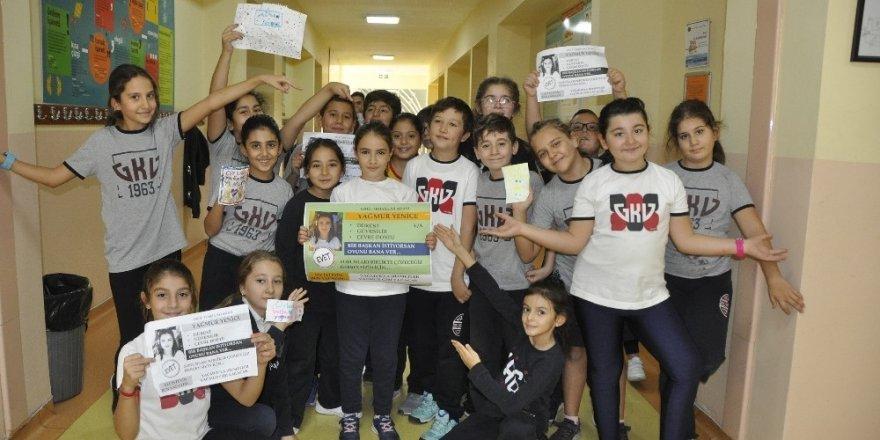 Gaziantep Kolej Vakfı'nda seçim heyecanı