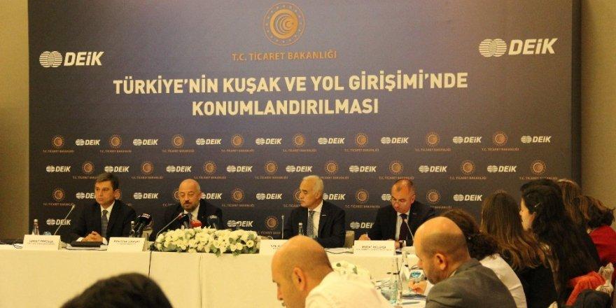 Kuşak ve Yol Girişimi ile Türkiye'nin ihracatında yüzde 15 artış öngörülüyor