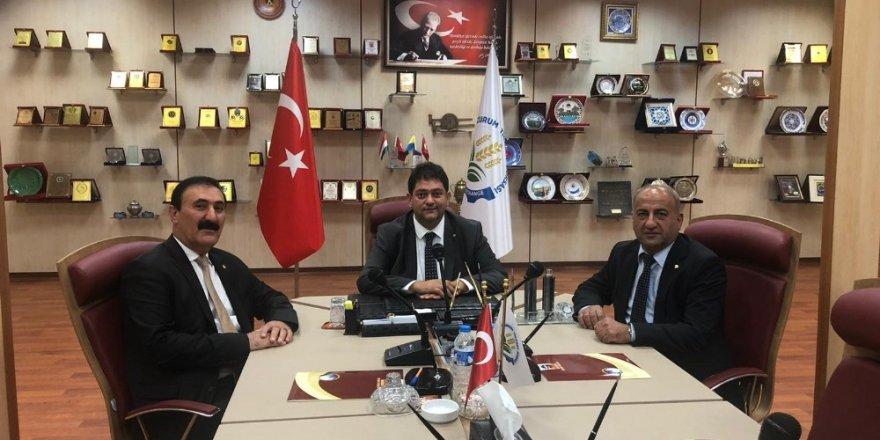 Erzurum'da geliştirilen proje Van'a örnek oluyor