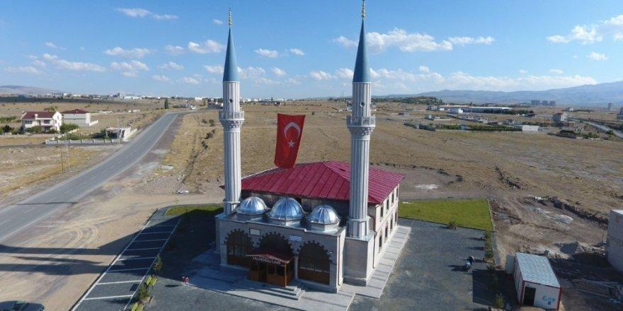 Cumhurbaşkanı, Mustafa-Reyhan Yalınoğlu Camii'ni ibadete açacak