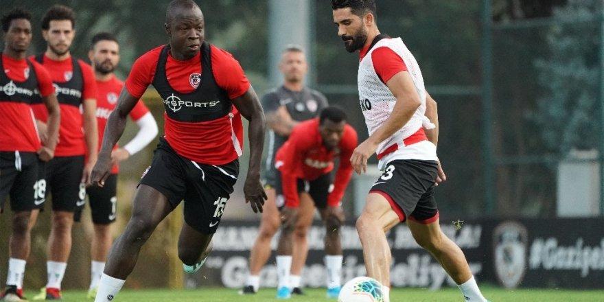 Gaziantep FK'da Trabzonspor hazırlıkları sürüyor