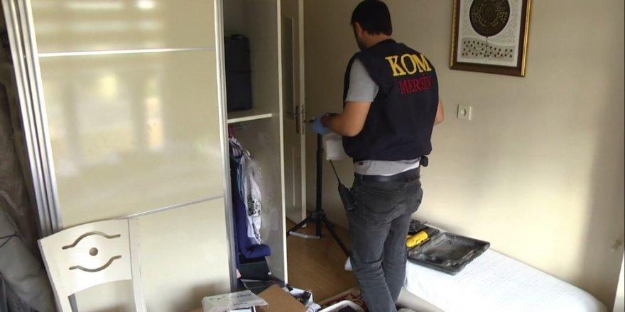 Mersin merkezli 6 ilde FETÖ operasyonu: 49 gözaltı