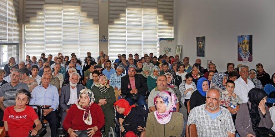 """""""Engelli Hakları"""" semineri düzenlendi"""