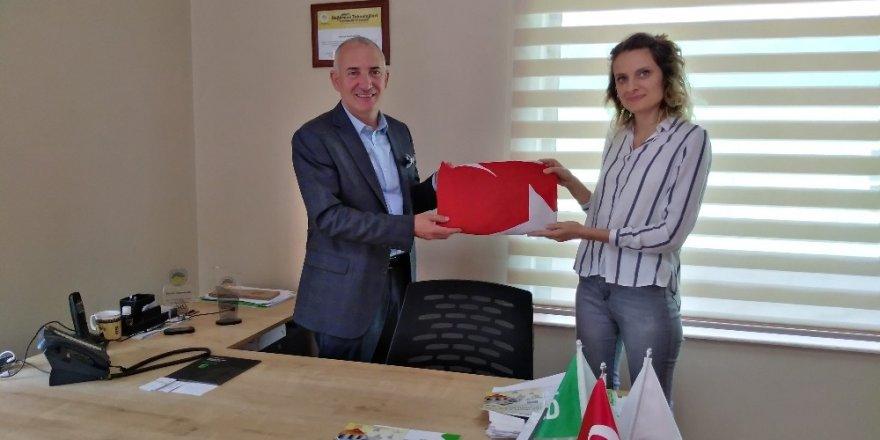 """DESMÜD Başkanı Demirtaşoğlu: """"Barış Pınarı Harekatı'nı destekliyoruz"""""""